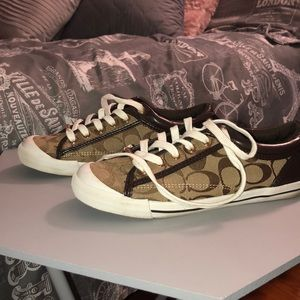 Closet Clear Out! Coach Sneakers!
